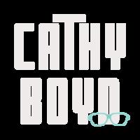 Comedian Cathy Boyd Logo