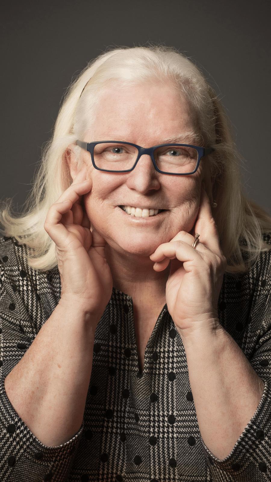 Comedian Cathy Boyd